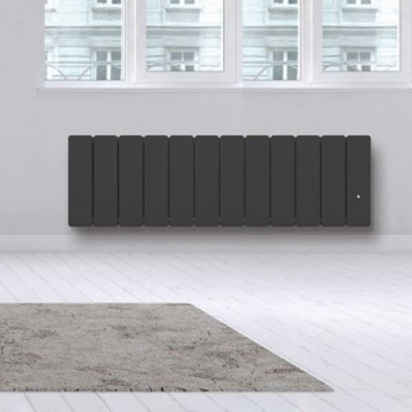 radiateur fonte noirot bellagio smart ecocontrol plinthe. Black Bedroom Furniture Sets. Home Design Ideas