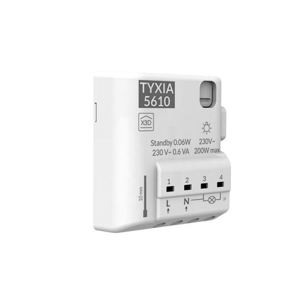 equipement sans fil pour éclairage connecté ou interrupteur connecté