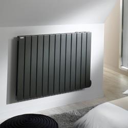 Radiateur électrique ACOVA - FASSANE Premium Horizontal 1000W à tubes verticaux - THXD100-118/GF