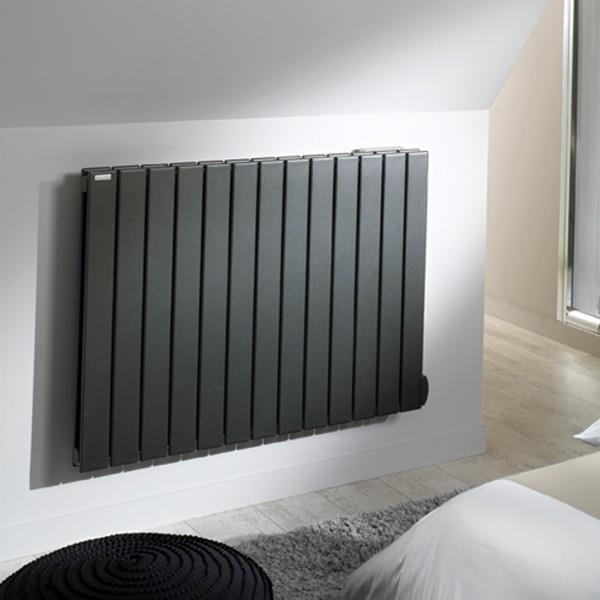 radiateur lectrique acova fassane premium horizontal 1250w tubes verticaux thxd125 096 gf. Black Bedroom Furniture Sets. Home Design Ideas
