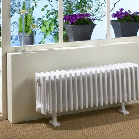 radiateur lectrique acova vuelta plinthe 1000w avec. Black Bedroom Furniture Sets. Home Design Ideas