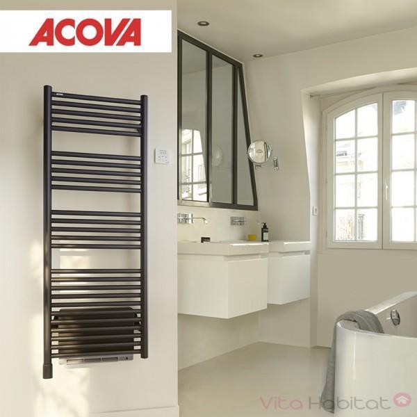 7d27fcd1331c Sèche-serviette ACOVA - ATOLL Spa + Air électrique 2000W (1000W+1000W) TSL- 100-050 IFS