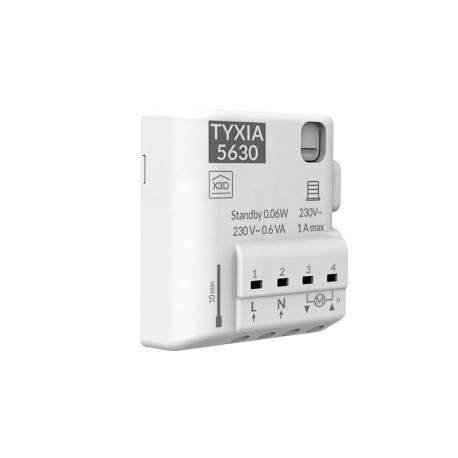 TYXIA 5630 - Récepteur pour volet roulant connecté - DELTADORE 6351401