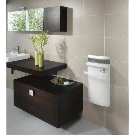 S che serviettes lectrique noirot cc bain vita habitat - Chauffage salle de bain seche serviette soufflant ...