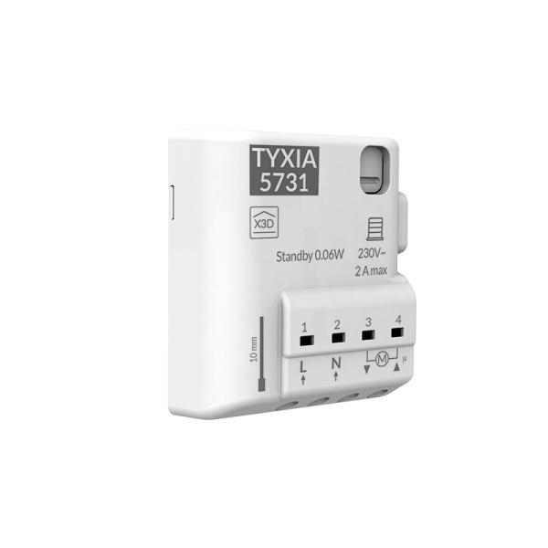 Radio Thermostat avec radio-Réservoir module//récepteur pour chauffage de contrôle