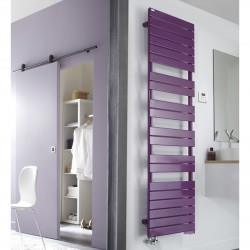 Sèche-serviette ACOVA - REGATE MIXTE avec télécommande 377W / 300W - ASX-074-050/GF