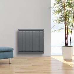 Radiateur Fonte NOIROT - CALIDOU Smart ECOControl Horizontal Gris Anthracite