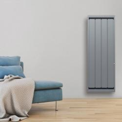Radiateur Fonte NOIROT - CALIDOU Smart ECOControl Vertical Gris Anthracite