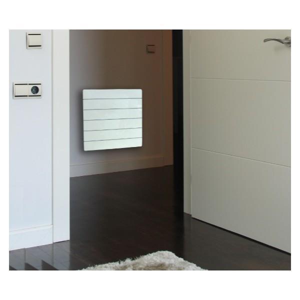 radiateur inertie smart classic blanc valderoma vita habitat. Black Bedroom Furniture Sets. Home Design Ideas