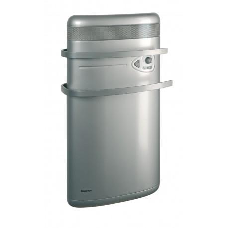 Sèche-serviettes Noirot - CC BAIN SOUFFLANT - 1400W GRIS (largeur 340 mm) - L1015FPEJ