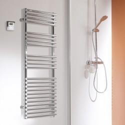 Sèche-serviette ACOVA - CALA  chromé électrique 300W  TLNO-030-050/GF