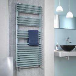Sèche-serviette soufflant ACOVA - CALA + AIR eau chaude 1973W (973W+1000W) LN-180-050-IFS