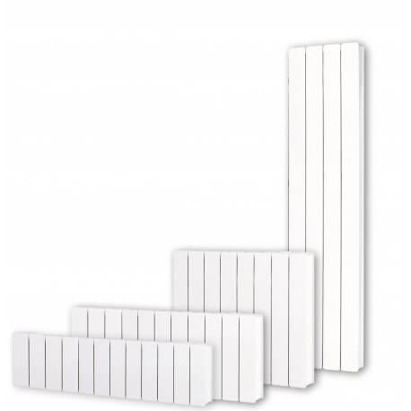 Radiateur Fonte AIRELEC - FONTEA DIGITAL Plinthe 1000W (hauteur 30cm) - A691743