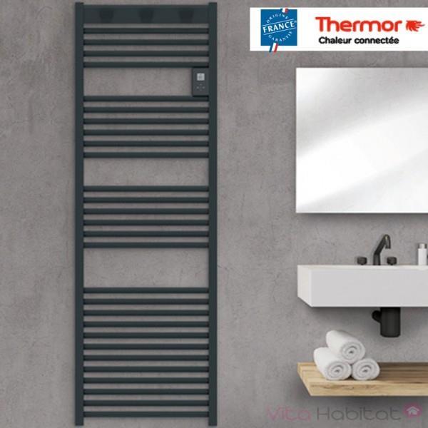 s che serviettes lectrique thermor 750w riva 3 471413. Black Bedroom Furniture Sets. Home Design Ideas