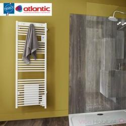 Sèche-serviettes électrique ATLANTIC 1500W (500W+1000W ) DORIS DIGITAL soufflant - 850141
