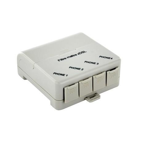 Filtre maître ADSL - FADSL TYXAL+ Delta Dore 6406019