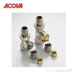 Pack robinetterie Performance droit - ACOVA 829120