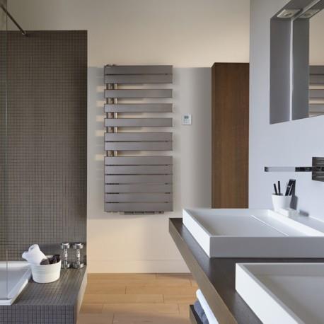 Sèche-serviette ACOVA - FASSANE SPA  + AIR Asymétrique à gauche eau chaude 1809W (809W + 1000W) FL168-055IFS