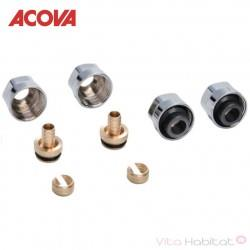 Pack raccords Cuivre et PER - ACOVA - 841438
