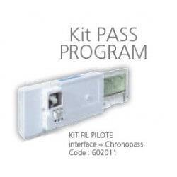 Kit PASS PROGRAM - Fil Pilote - Atlantic - 602011