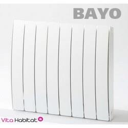 Radiateur LVI - BAYO - 750W - Fluide - Horizontal - 3635072