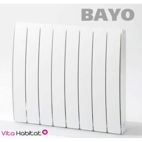 Radiateur LVI - BAYO - 1500W - Fluide - Horizontal - 3635152