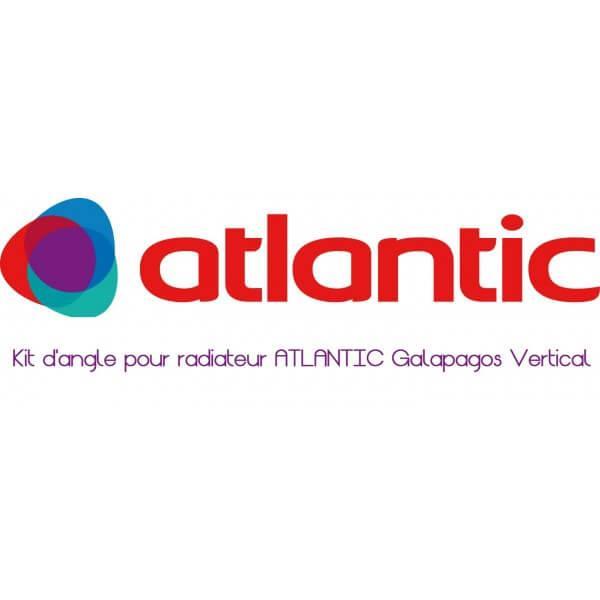 Kit d\'angle pour Radiateur ATLANTIC GALAPAGOS Vertical - 504300 ...