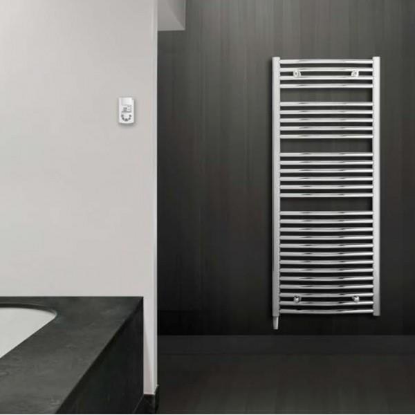 s che serviette lectrique lvi jarl rf cintr chrom 750w. Black Bedroom Furniture Sets. Home Design Ideas