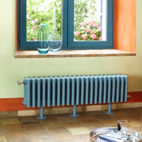 radiateur chauffage central acova vuelta plinthe 1984w m6c5 44 026 vita habitat. Black Bedroom Furniture Sets. Home Design Ideas