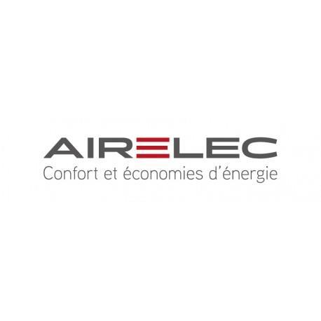 Kit pieds pour appareils en fonte AIRELEC - A692090