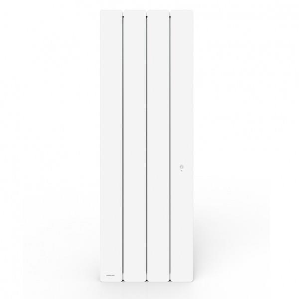 radiateur fontea vertical airelec 1500w electrique avec. Black Bedroom Furniture Sets. Home Design Ideas