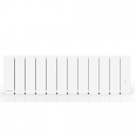 Radiateur Airelec FONTEA PLINTHE Smart ECOControl Blanc 1000W A693083