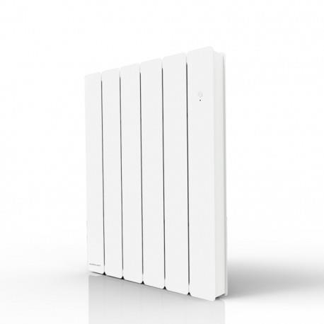 Radiateur Fonte AIRELEC - FONTEA Smart ECOControl 1500W Horizontal Blanc - A693055