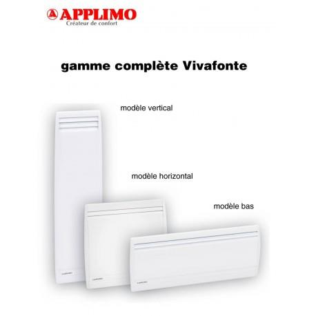 Radiateur Applimo VIVAFONTE 2 Vertical
