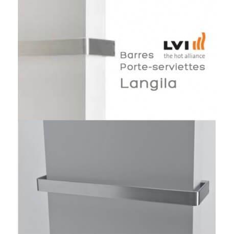 Porte-serviettes LVI pour radiateur LANGILA Longueur 475mm