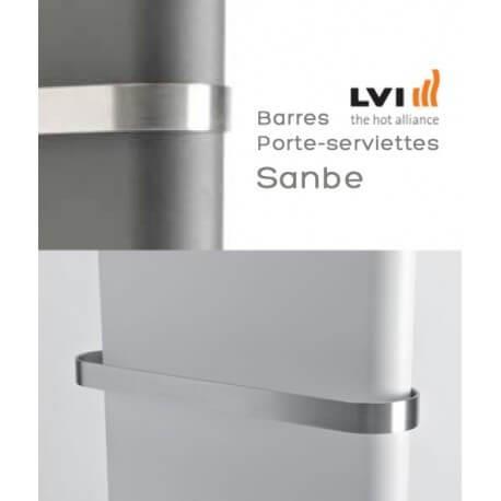 Porte-serviettes LVI pour radiateur SANBE Longueur 380mm