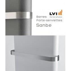 Porte-serviettes LVI pour radiateur SANBE Longueur 530mm