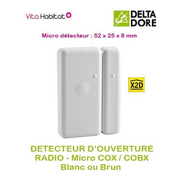 Admirable Alarmes Radio Delta Dore - Vita Habitat YG-36