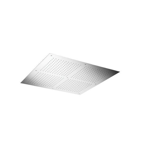 cristina ondyna st44067 plafond de pluie carre 900 mm 1 sortie chrome. Black Bedroom Furniture Sets. Home Design Ideas
