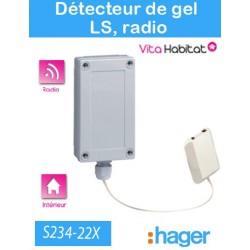 Détecteur de gel - Logisty Hager - S234-22X