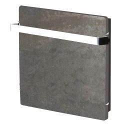 Sèche-serviette à inertie Wifi Sable Lunaire 1000W Carré - Valderoma SL10BLW