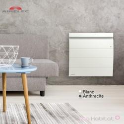 Radiateur Fonte AIRELEC - INOVA 2 Smart ECOControl 1250W Horizontal Blanc - A693404