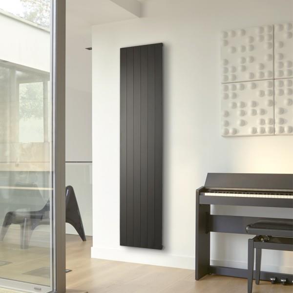 radiateur chauffage central acova planea vertical vita habitat. Black Bedroom Furniture Sets. Home Design Ideas