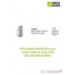 Alimentation Modulaire pour Tydom 4000 et Tyxia 3000 - DELTADORE 6700041
