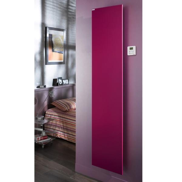 radiateur electrique acova altima vertical 1000w inertie. Black Bedroom Furniture Sets. Home Design Ideas