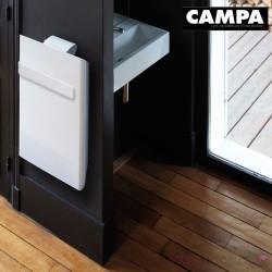 Sèche-serviettes électrique CAMPA ISEO BAINS 1200W ISEO12BCPB