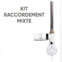 Kit de raccordement pour appareils mixtes et eau chaudes 500W ATLANTIC - 850323