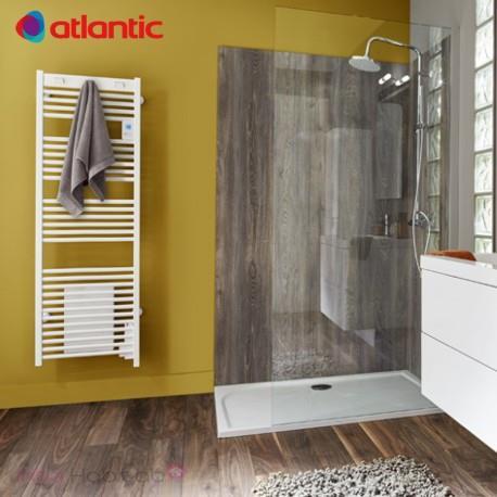 Sèche-serviettes Atlantic DORIS Digital Mixte Ventilo 1500W (500W + 1000W) - 851116