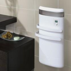 Sèche-serviettes NOIROT - CC BAIN D SOUFFLANT 1400W Blanc Brillant - L1065FDAJ