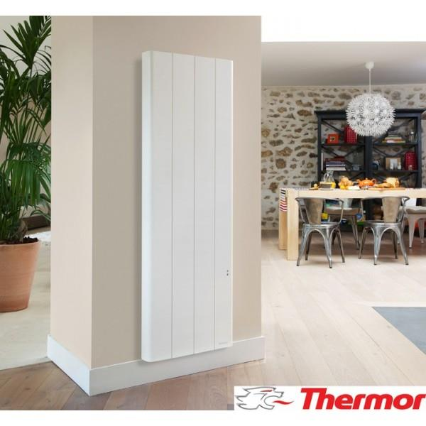 radiateur lectrique fluide thermor bilbao 2 vertical 1500w 491951 vi. Black Bedroom Furniture Sets. Home Design Ideas